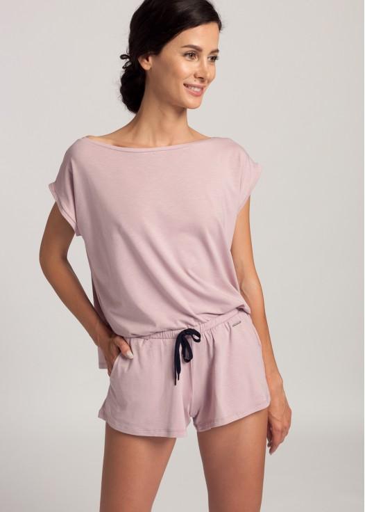 Pantaloni scurti dama modal Soft Touch lila