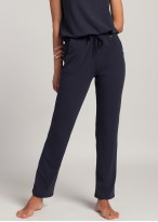 Pantaloni dama lungi modal Soft Touch bleumarin