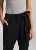 Pantaloni trening dama negru