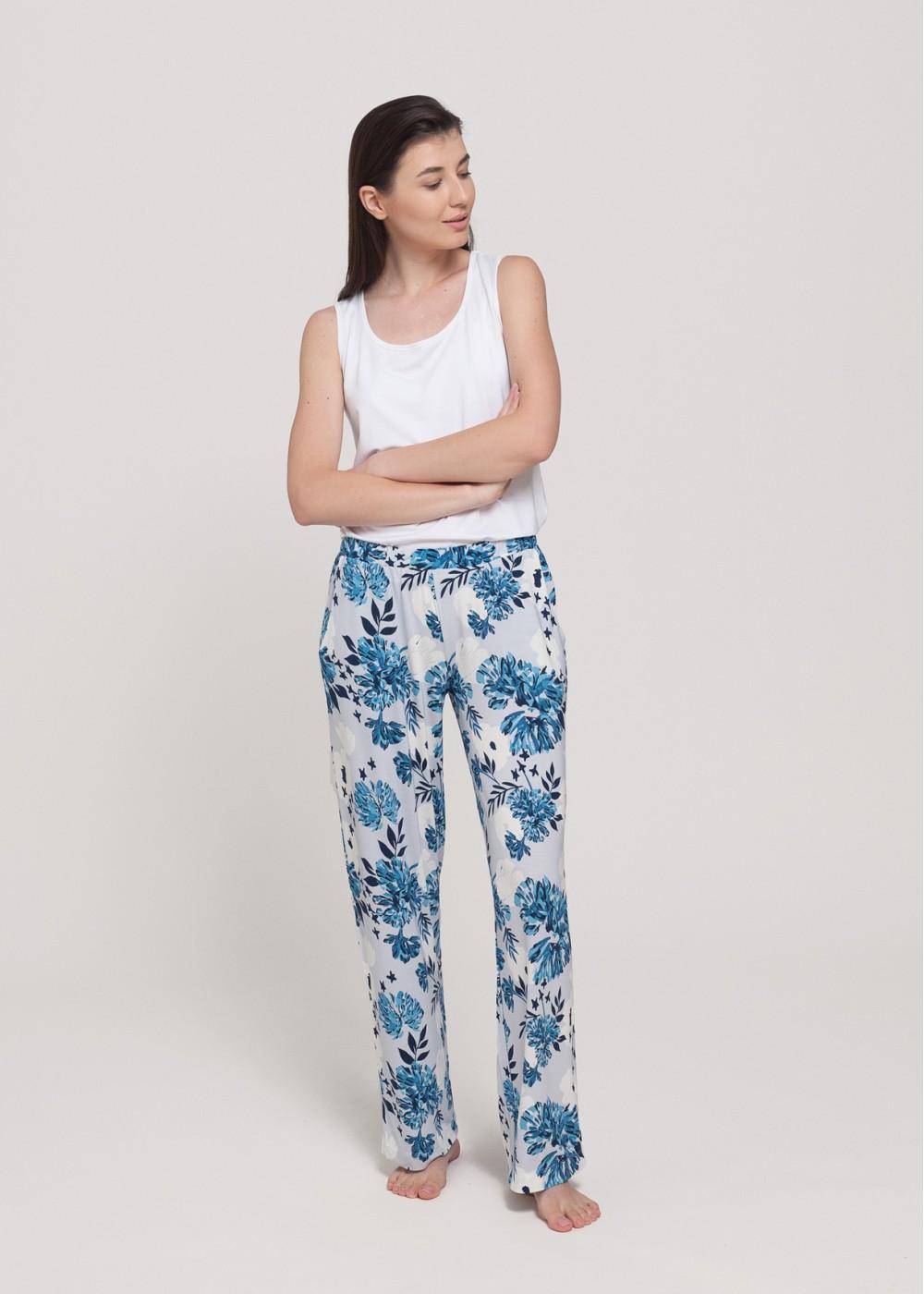 Pantaloni Blue