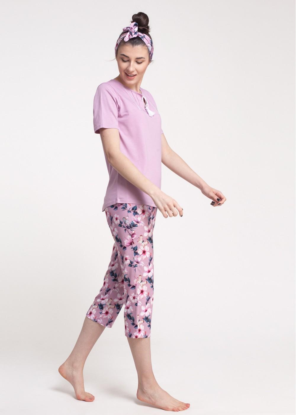 Pijama femei Bianca - Bambus