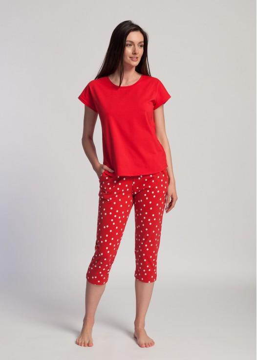 Pijama dama bumbac Felicity