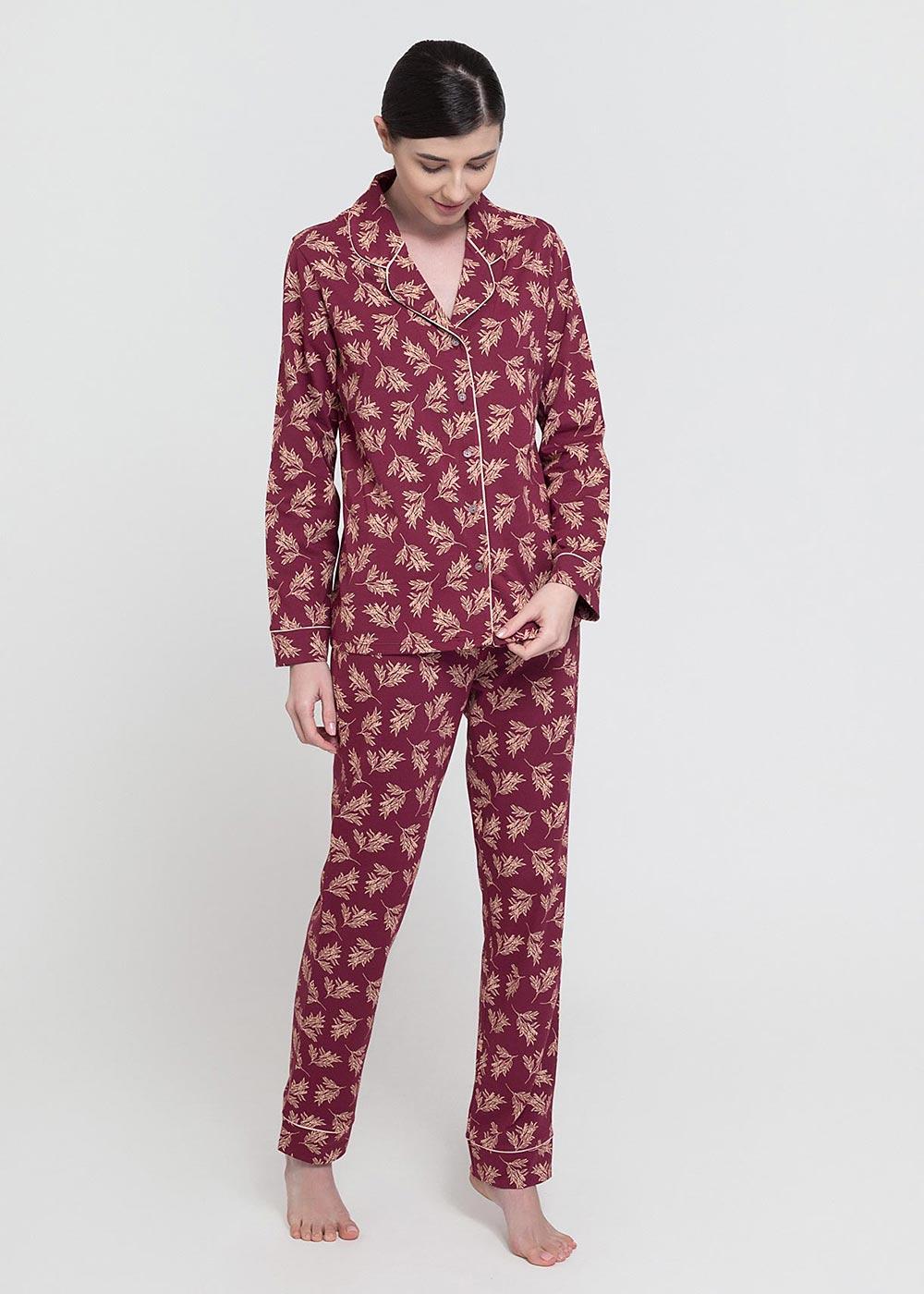 Pijama Debora - Bumbac Organic