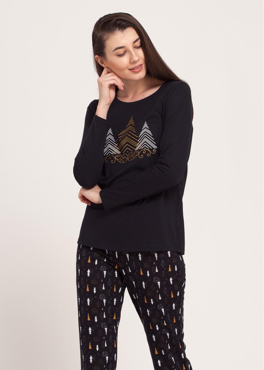 Pijama femei WINTER STORY - Modal