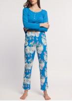 Pijama dama modal maneca lunga Donna