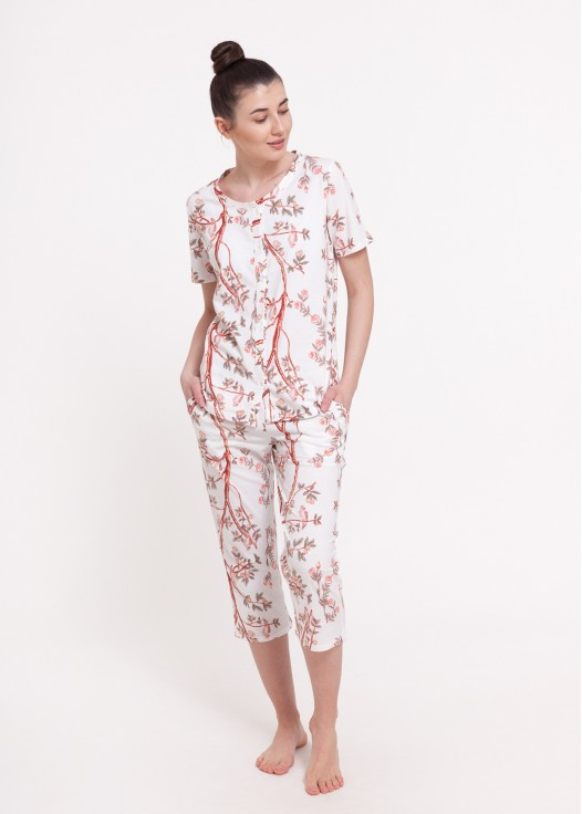 Pijama Urban Garden
