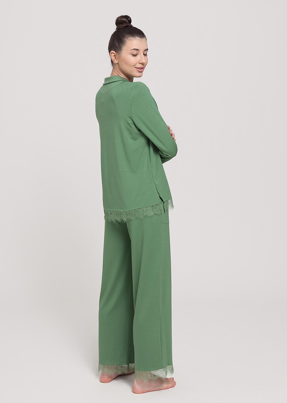 Pijama Cozy - Micromodal