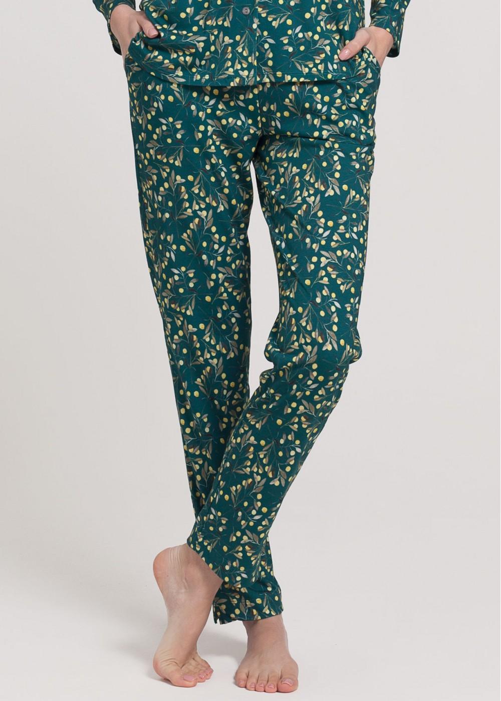 Women pyjamas Berry - Bambus