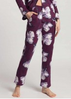 Pijama dama bumbac cu nasturi Gina