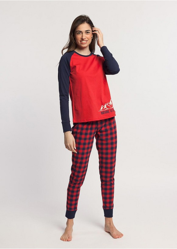 Pijama Dama Nature