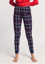 Pijama dama bumbac cu mansete Dilan