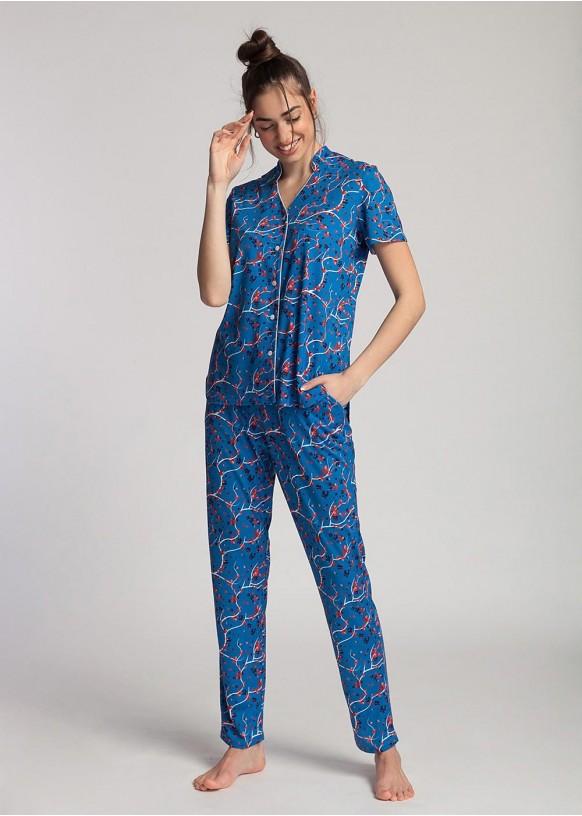 Pijama Dama Cherry Tree Bambus