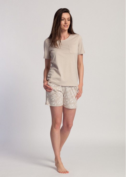 Pijama scurta dama modal Magnolia