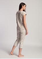 Pijama dama modal maneca scurta Magnolia