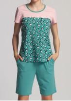 Pijama scurta dama bumbac Greta