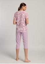 Pijama dama bumbac cu nasturi Gloria