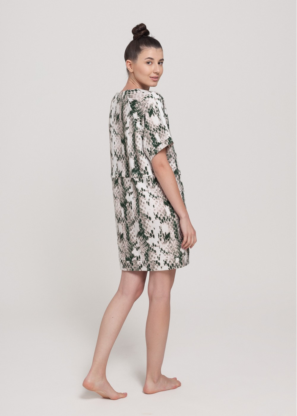 Rochie French Terry