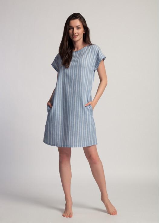 Rochie dama in Cool Flax bleu