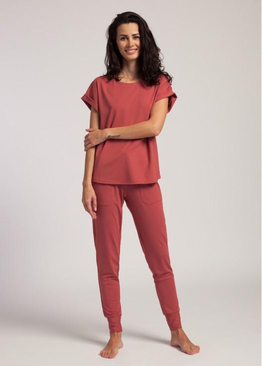 Bluza dama modal Urban Story red