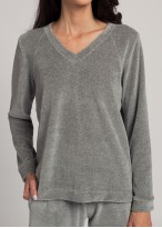 Bluza catifea dama Danielle